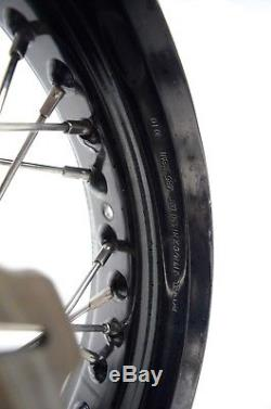 Jantes En Alliage À Rayons Triumph Thruxton 900 Canyon Racing Tt 2013 Montées À L'avant À L'arrière J1