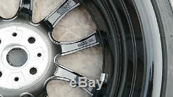 Jcw Mini Cooper S Neuf Oem R105 18 Ten U Jante / Pneus / Tpms & Set Cap