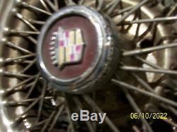 La Roue De Rayons D'acier De Brougham A Usé L'acier Utilisé Piquant 15 5x5 Fleetwood Rwd