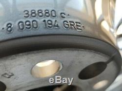 M3 Et M4 Bmw Style 666m Oem 10 Double Spoke 20 Roue / Pneu / Tpms & Caps Centre