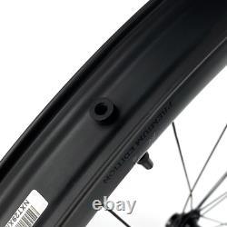 Nextie Tubeless Ready29premium Carbon Fiber Wheelset Pour Am/enduro Front+rear