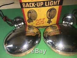 Nos Yankee Bakup Arrêter La Sauvegarde Inversée Lampe Vintage Chevrolet Gm Accessoires $