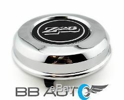 Nouvelle Chevrolet Camaro Z28 70-81 15 À 5 Rayons Hub Mag Steel Wheel Centre Caps Set