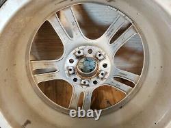 Oem Bmw F30 F32 F33 F36 Front Rear Rims Wheels R18 8j M Star-spoke 400 Set