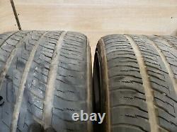 Oem Bmw F30 F32 Front Rear Rims Wheels R19 8.5j 9.5j M Star Spoke 400 Set