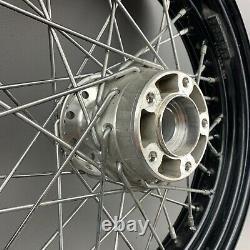 Original Harley-davidson Vorderrad Felge 16 X 3.00 Zoll