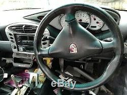 Porsche Boxster 986/911 996 Sport Volant Et Airbag À 3 Branches Manuel