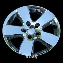 Pour Dodge Ram 1500 20 Skins De Roues Chrome Housse De Moyeu 5 Jeu D'alliage Spoke