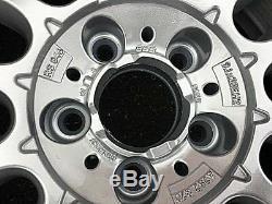 Rare Bbs Véritable Bmw 2 Pièces 20 E65 101 M Cross Spoke En Condition D'exposition