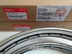 Roue Véritable Jantes Et Spokes + Ergots Pour Honda Ss50 Cd50 C70 Cl70 Cl50 Pp C110