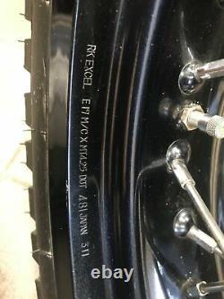 Triumph Tiger 800 XC Porte-parole Paire De Roues Avant + Arrière
