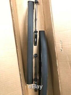 Tubulaire Hed Carbon Wheelset Jet Disc Arrière 700 & Hed 3c Tri-rayon Avant 700