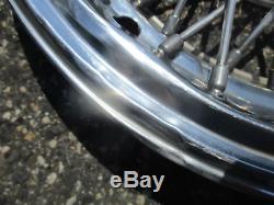 Un 1986-1996 Chevy Caprice Fil De Verrouillage 15 Pouces Parlé Enjoliveur De Roue Hubcap