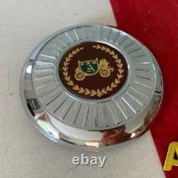#a 1 Appliance Eldorado Deville Seville Chrome Faux Wire Spoke Center Cap 00250